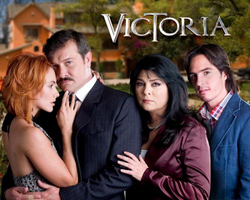 Victoria Ruffo …. Victoria Santiesteban de Mendoza – '
